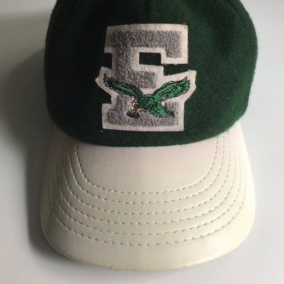 d6327600f5d Accessories - Vintage Philadelphia Eagles hat